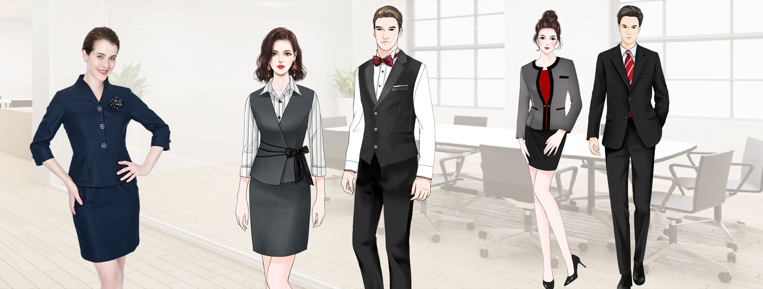 L-Office Uniforms